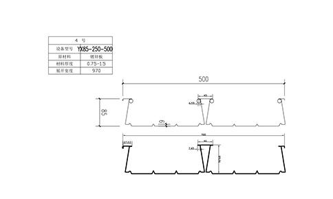 YX85-250-500