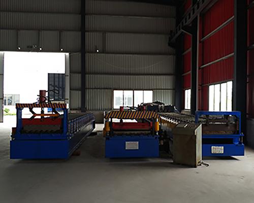 楼承板生产设备